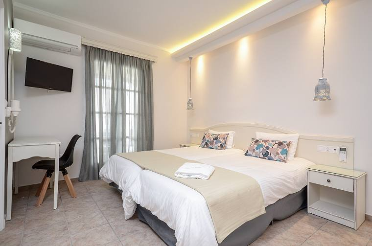 Spiros Naxos Hotel, Junior Suites