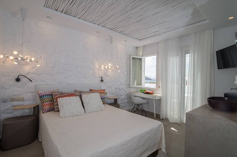 Spiros Naxos Hotel, Superior Suites with sea view
